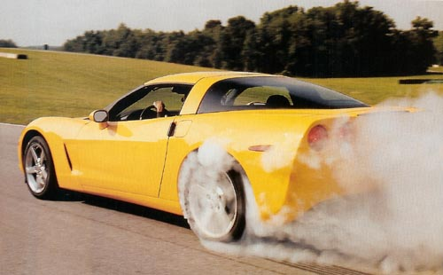 Picture of 2005 Chevrolet Corvette Base, exterior