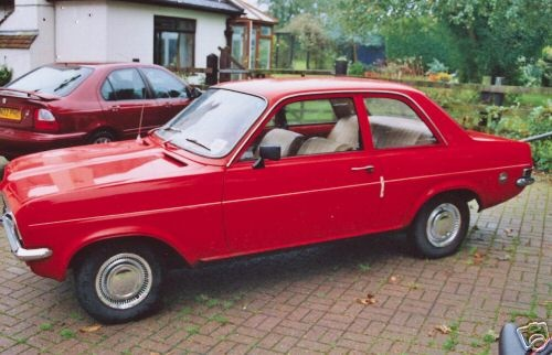 Picture of 1977 Vauxhall Viva