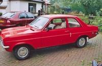 1977 Vauxhall Viva Overview