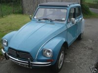 Picture of 1980 Citroen Dyane, exterior, gallery_worthy