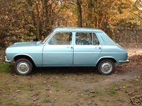 1973 Simca 1100 Overview