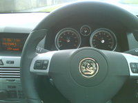 Picture of 2006 Vauxhall Astra, interior