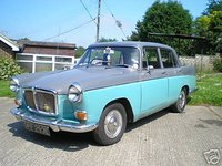 1967 MG Magnette Overview