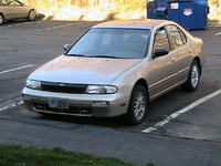 1995 Nissan Altima Picture Gallery