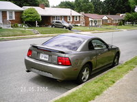 Picture of 2002 Ford Mustang Base, exterior