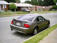 2002 Ford Mustang Base picture, exterior