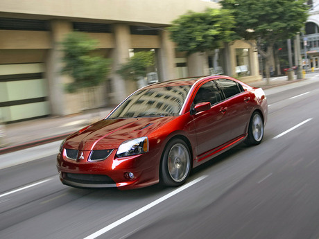 Picture of 2008 Mitsubishi Galant