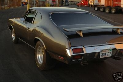 Picture of 1971 Oldsmobile Cutlass Supreme, gallery_worthy