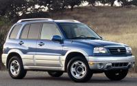 2004 Suzuki Grand Vitara Picture Gallery