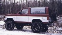 Picture of 1987 Ford Bronco II, gallery_worthy