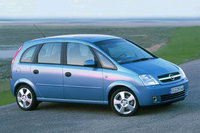 2006 Opel Meriva Overview