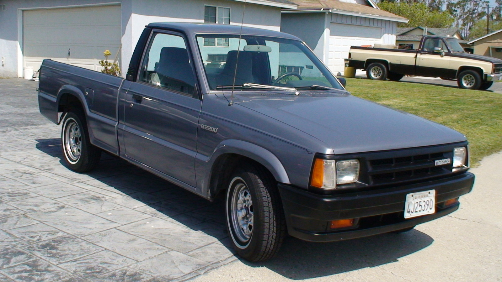 1991 mazda b series pickup other pictures cargurus. Black Bedroom Furniture Sets. Home Design Ideas