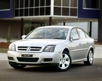 2004 Holden Vectra Overview