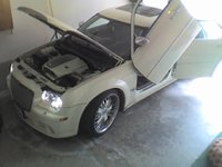 Picture of 2007 Chrysler 300 SRT-8, engine, gallery_worthy