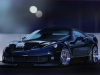2009 Chevrolet Corvette picture