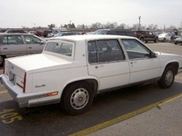 Picture of 1986 Cadillac DeVille