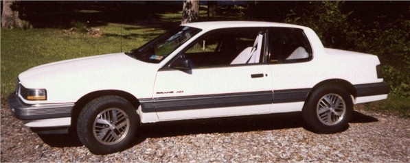 1987 Pontiac Grand Am Overview Cargurus