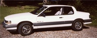 1987 Pontiac Grand Am picture, exterior