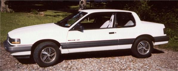1987 Pontiac Grand Am Overview Cargurus