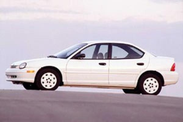 1997 Dodge Neon 4 Dr Highline Sedan picture