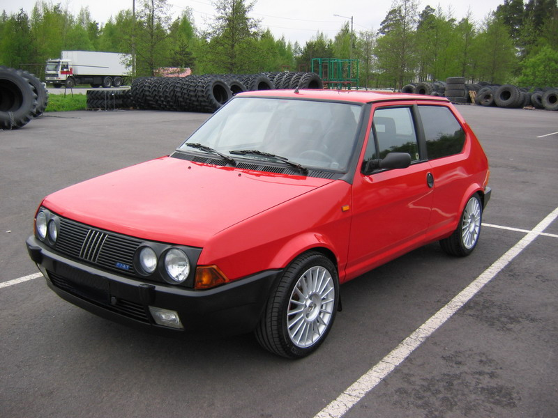 1988 FIAT Ritmo - Overview - CarGurus
