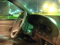 1992 Ford Taurus SHO, 1992 Ford Taurus 4 Dr SHO Sedan picture, interior