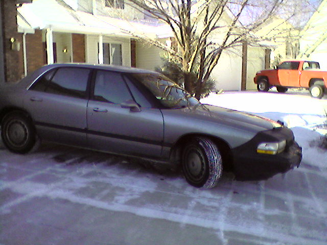 2000 Buick Lesabre Limited. 2000 Buick LeSabre Custom