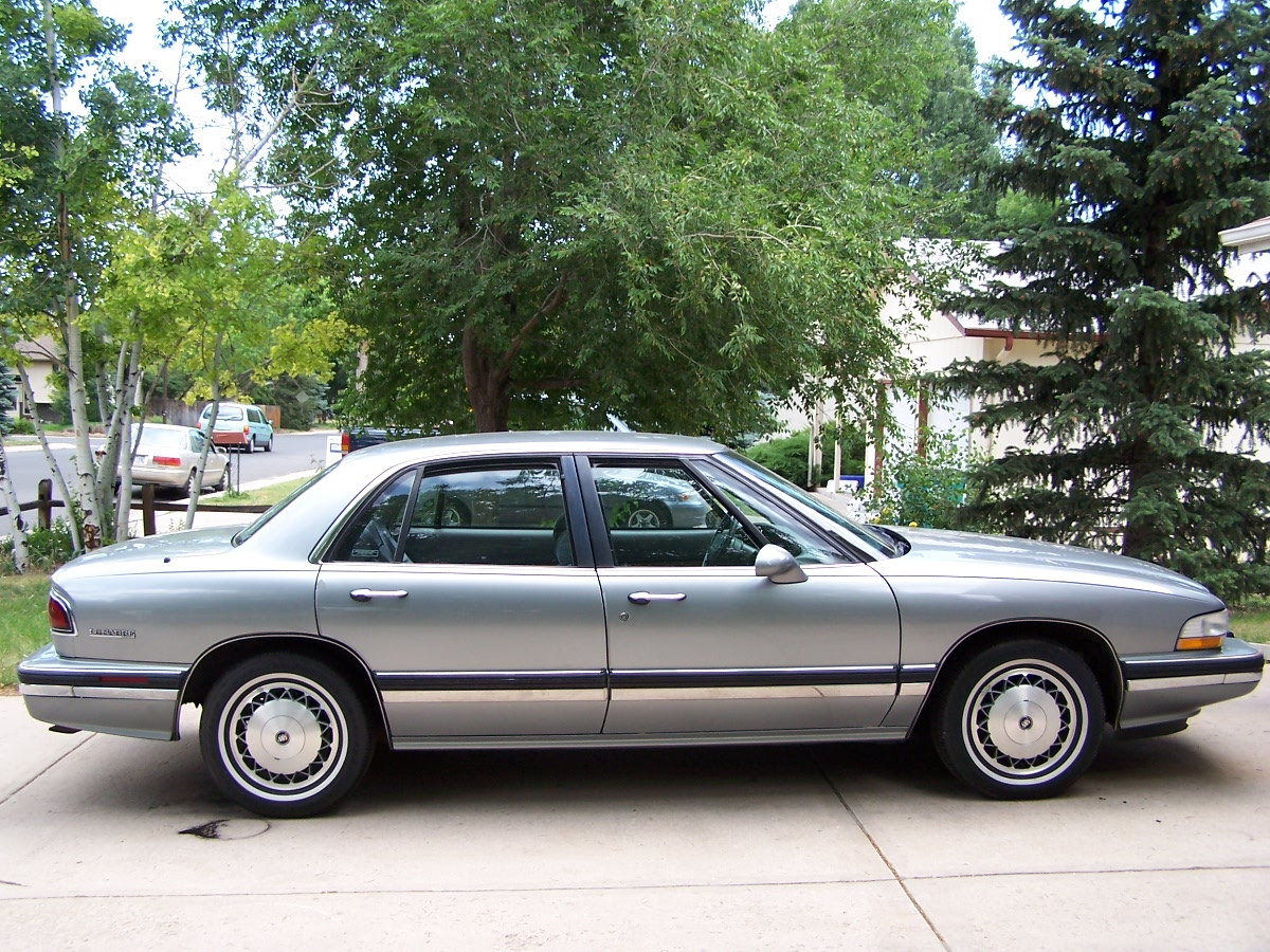 Buick Lesabre Limited Pic on 1989 Buick Lesabre Limited Edition