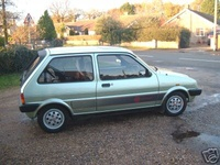1983 MG Metro Overview