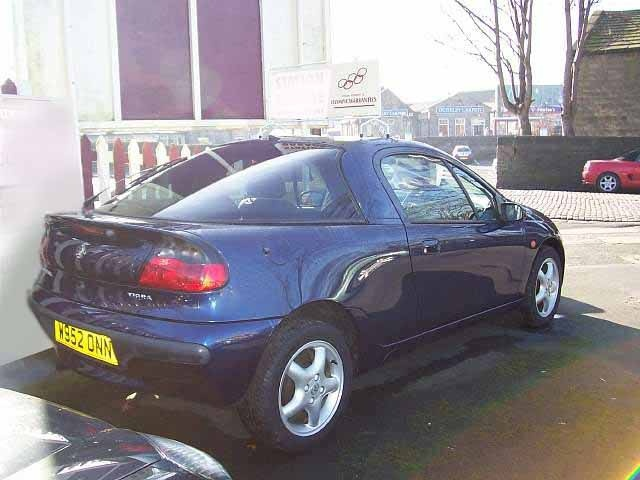 Picture of 1996 Vauxhall Tigra