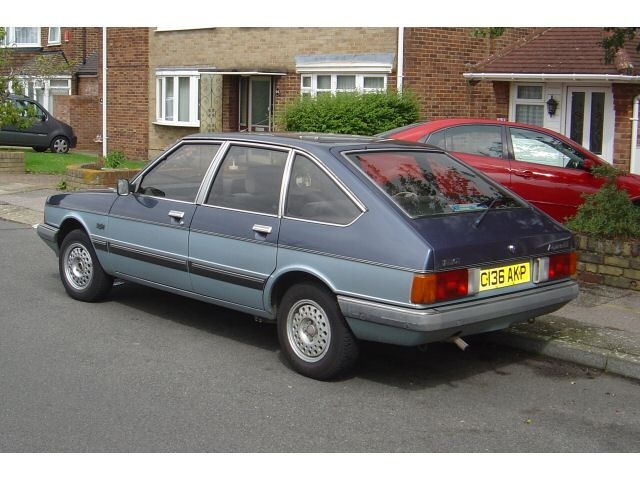 Picture of 1986 Talbot Alpine, exterior, gallery_worthy