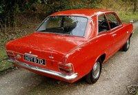 1966 Vauxhall Viva Overview
