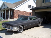 1970 Cadillac DeVille picture, exterior