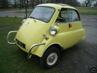 1959 BMW Isetta Overview