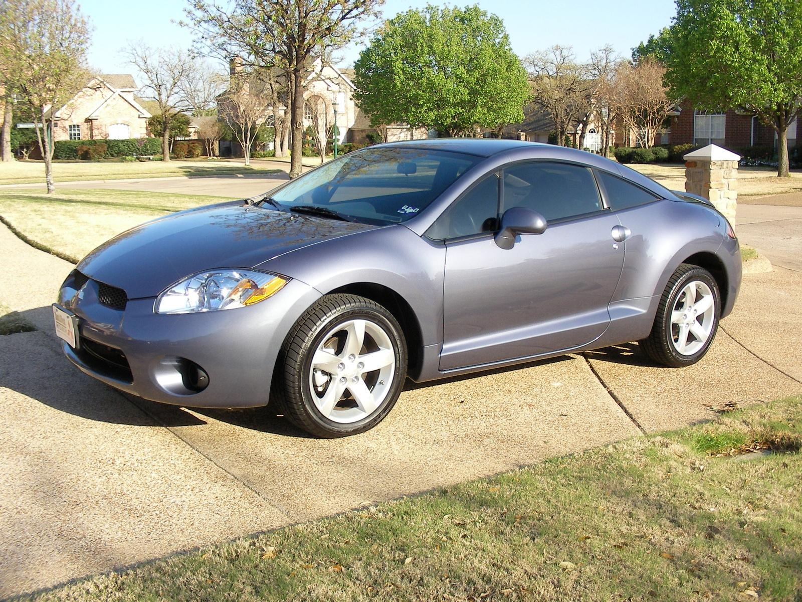 2008 Mitsubishi Eclipse Pictures Cargurus