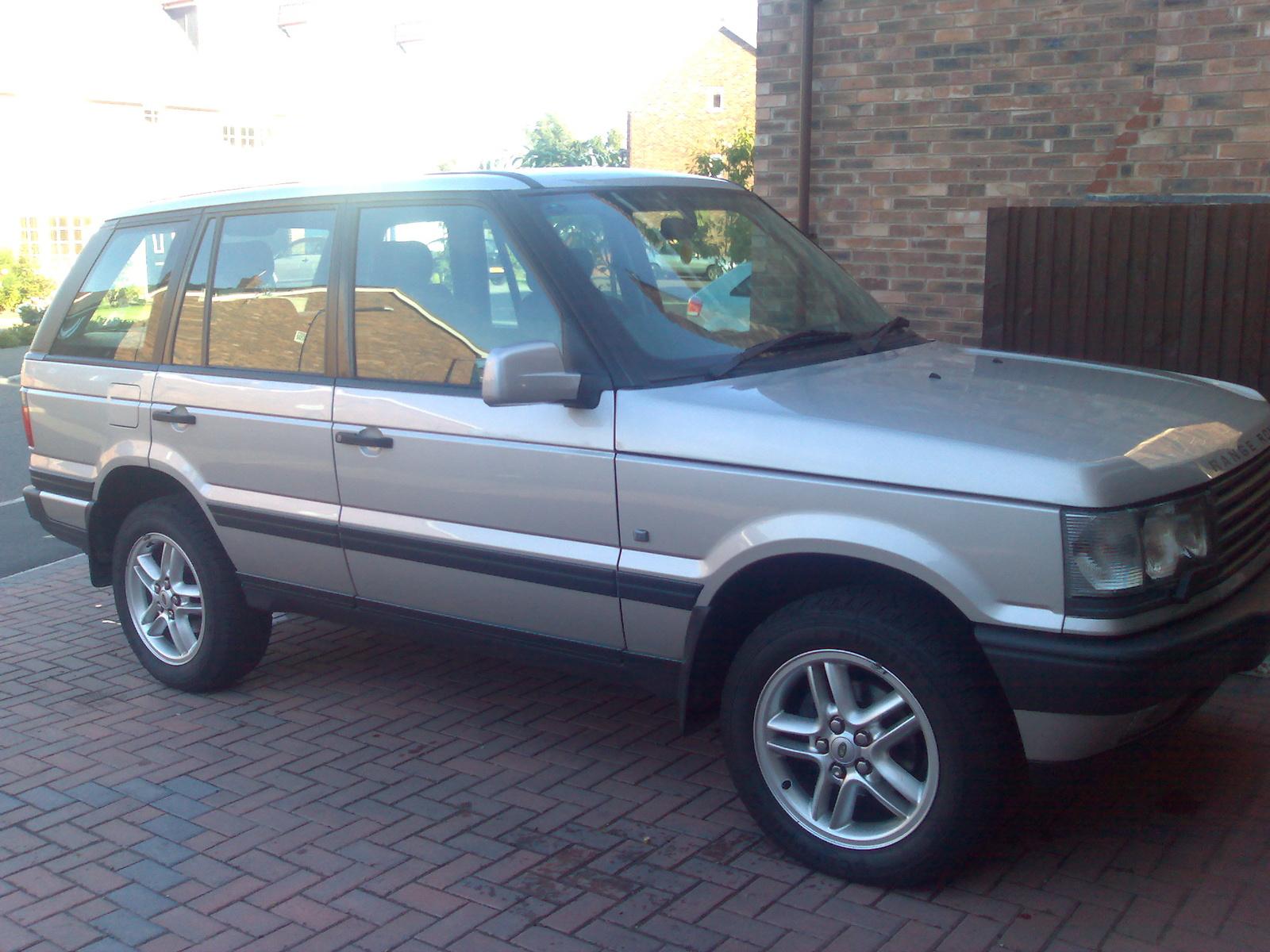 2000 Land Rover Range Rover Pictures Cargurus