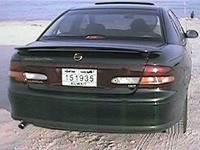 2000 Chevrolet Lumina Overview