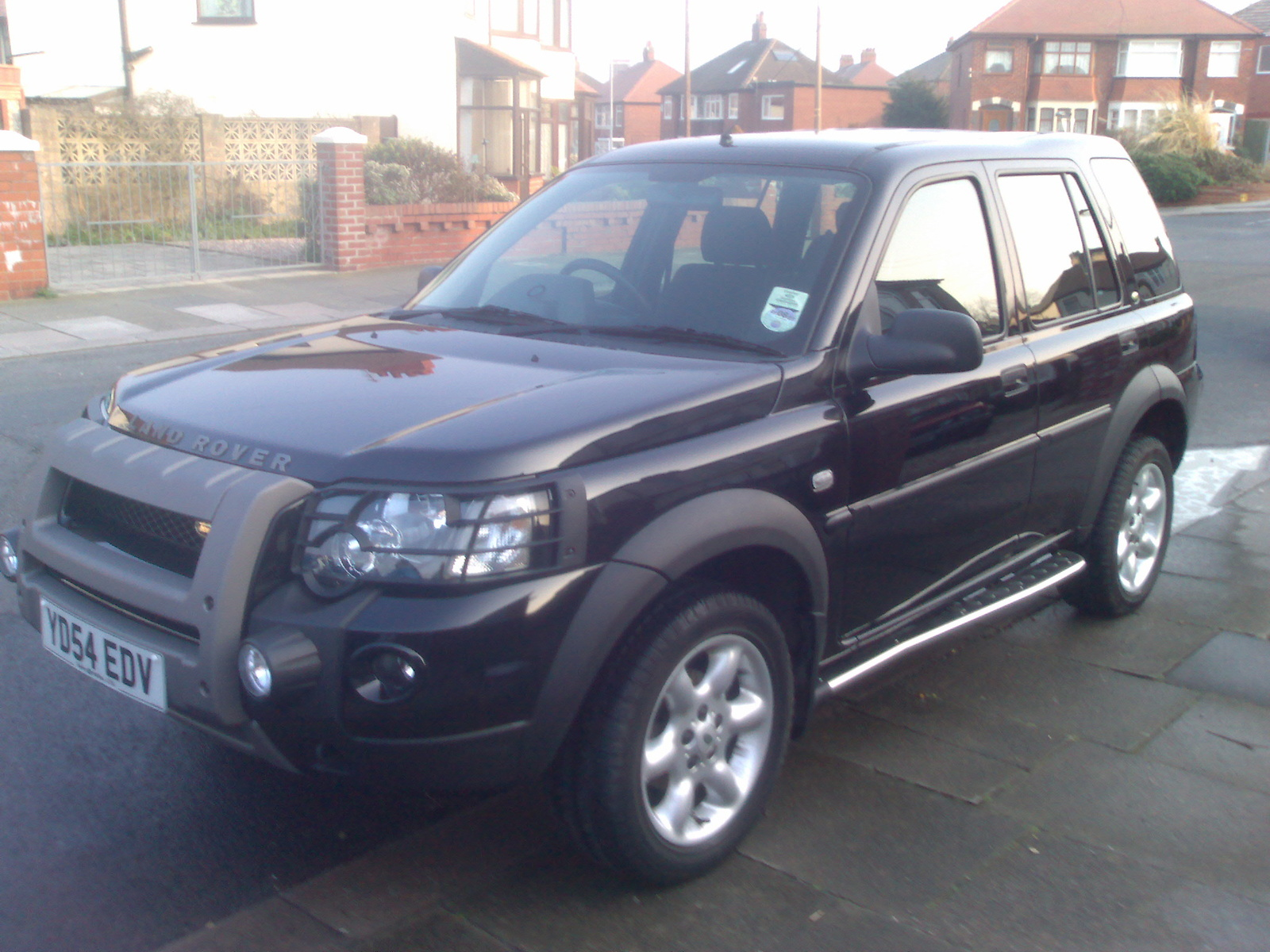 2004 land rover freelander consumer autos post. Black Bedroom Furniture Sets. Home Design Ideas