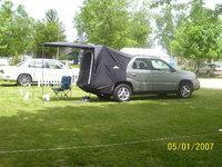 Picture of 2003 Pontiac Aztek STD, exterior