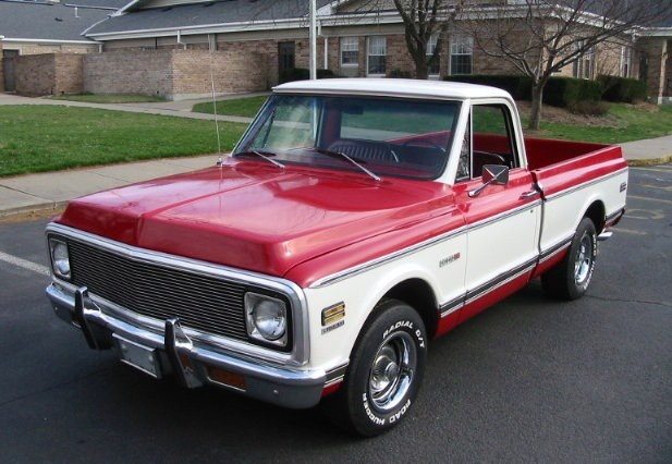 Picture of 1972 Chevrolet C/K 10