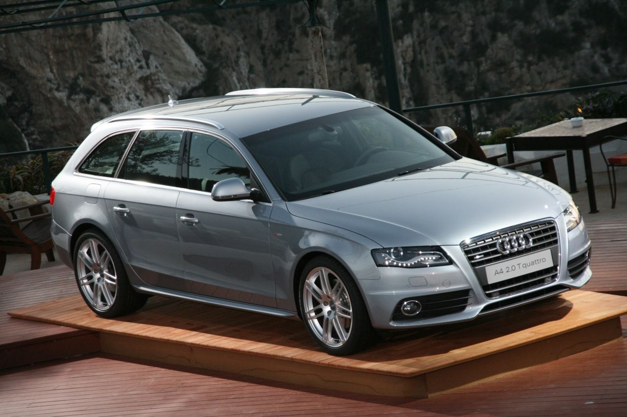 2008 audi a4 avant overview cargurus. Black Bedroom Furniture Sets. Home Design Ideas