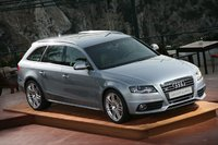 2008 Audi A4 Avant Picture Gallery