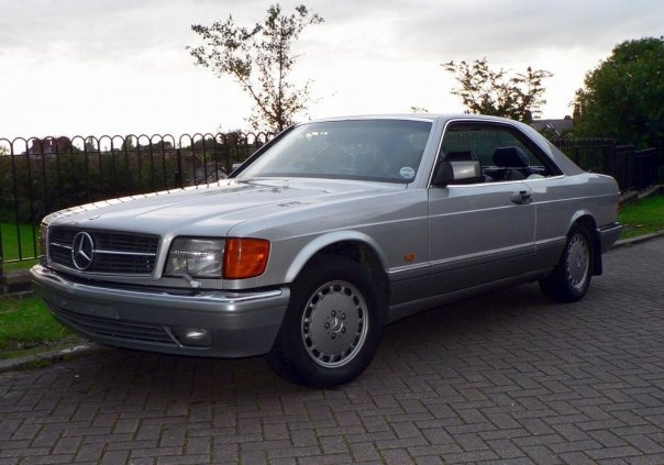 Picture of 1990 Mercedes-Benz 560-Class 2 Dr 560SEC Coupe, exterior