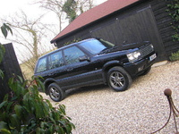 2001 Land Rover Range Rover Overview