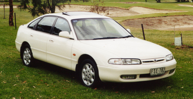 Picture of 1994 Mazda 626