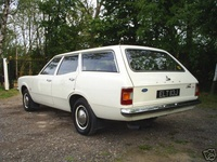 1971 Ford Cortina Overview