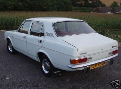 Picture of 1975 Morris Marina