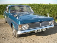 1972 Ford Zephyr Overview