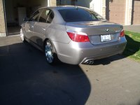 Picture of 2006 BMW 5 Series 550i Sedan RWD, exterior, gallery_worthy