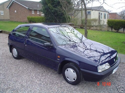Picture of 1992 Citroen ZX, exterior